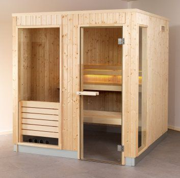 Sauna Envolve Tylö® -  www.oliness.com - Concessionnaire Jacuzzi® région centre