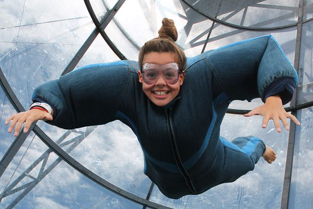 Ever wanted to experience the exhilaration of free falling, without having to jump out of a plane? Xtreme Bodyflight offers Australia's first outdoor vertical wind tunnel! Coffs Harbour, NSW.