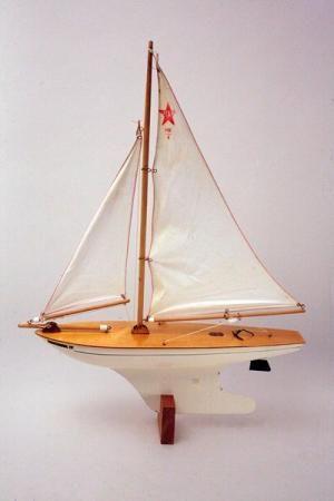 Segelboot Yacht ENDEAVOUR IV / OVP | SOLD | www.cyan74.com - vintage & pop culture