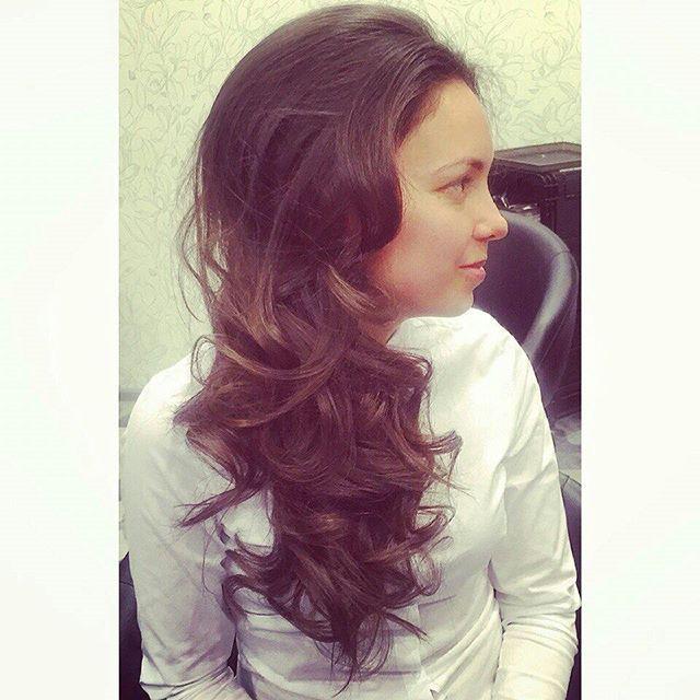 Локоны/ Длинные волосы