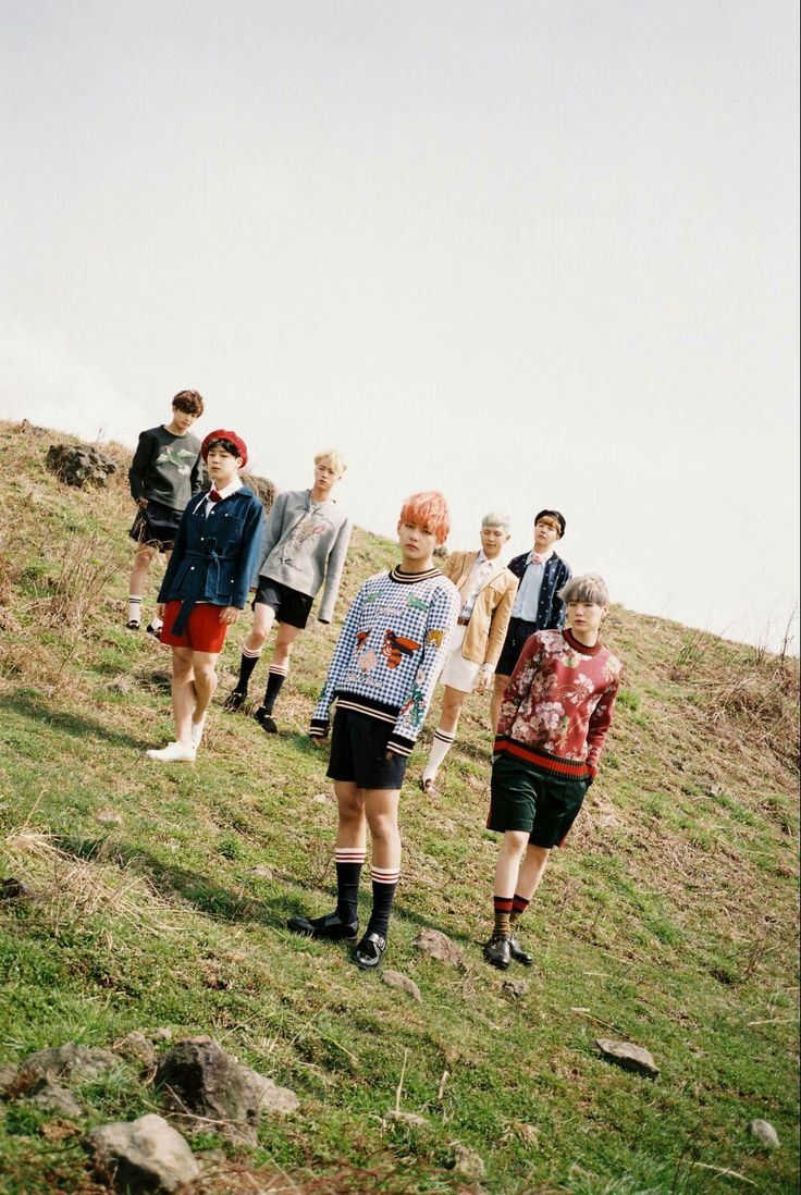 Young Forever concept photo