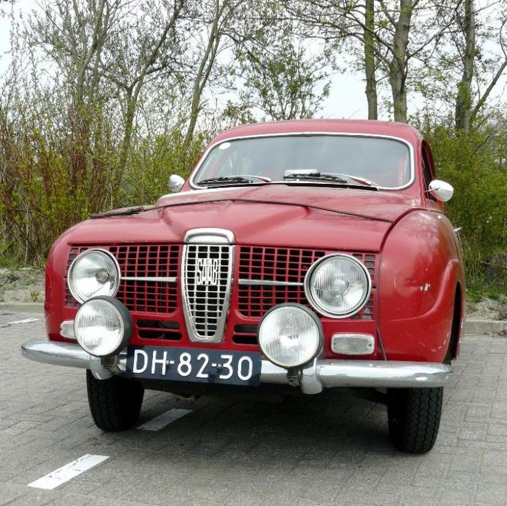 Saab 96 Monte Carlo 850 T 1965