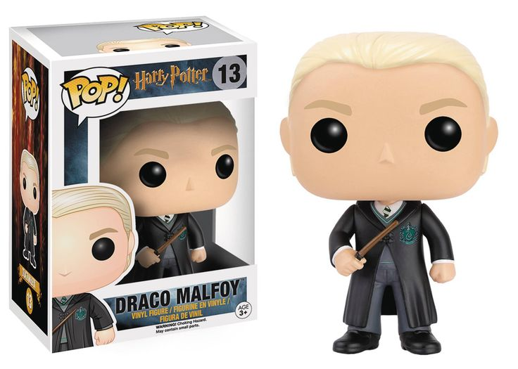 Harry Potter fans can rejoice! Harry, his friends, and his professors at Hogwarts are available in miniature vinyl form! Collect them all for the ultimate Harry Potter experience.