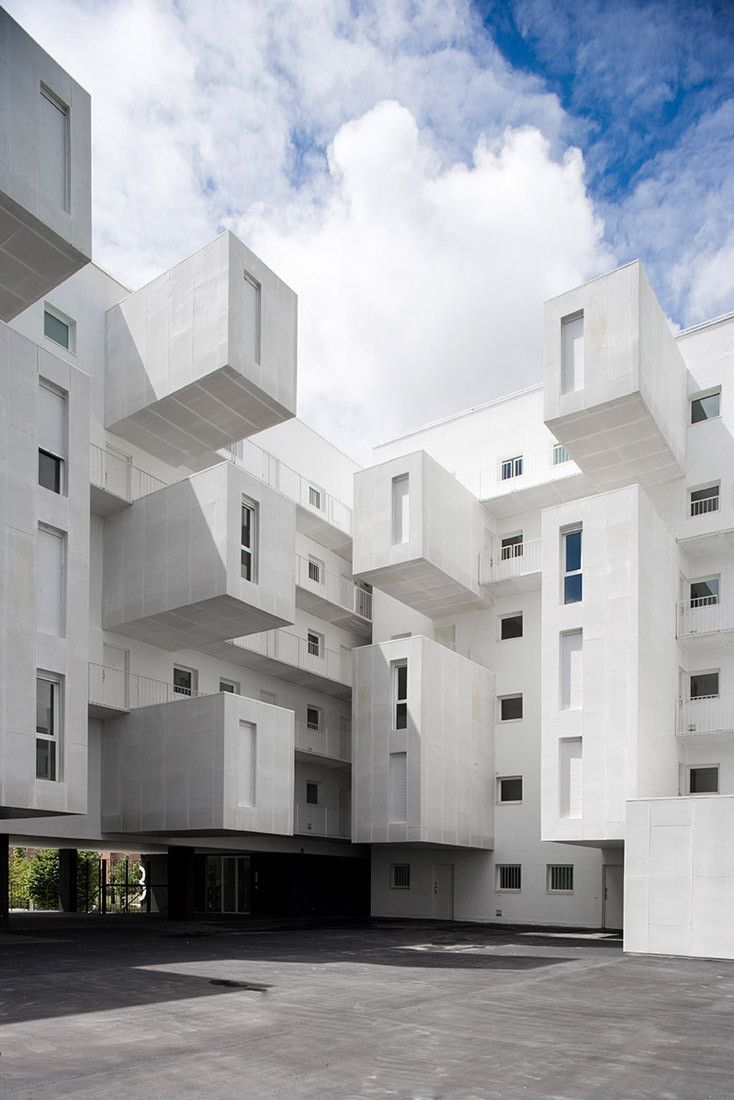 Gallery of Carabanchel Housing / dosmasuno arquitectos - 12