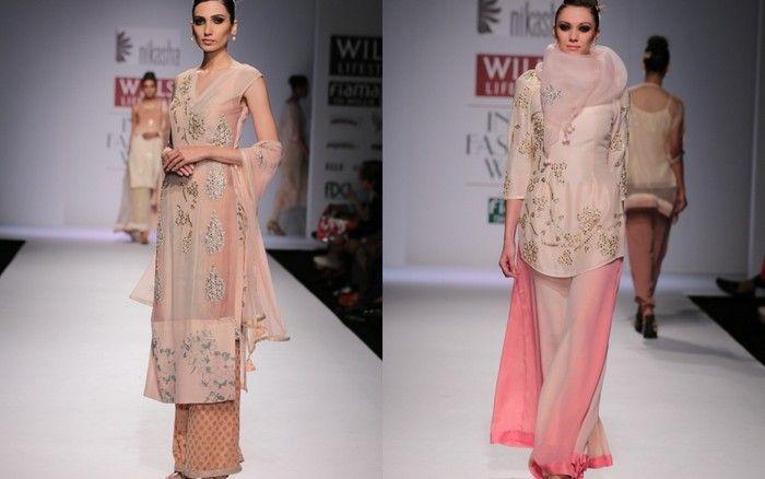 Wills  India Fashion Week Day 2: Trousseau Inspirations