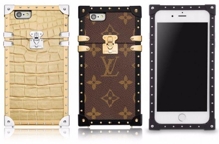 Οι θήκες της Louis Vuitton για τα iPhone 7/ 7 Plus ξεκινούν από τα $1180 και φτάνουν στα $5500