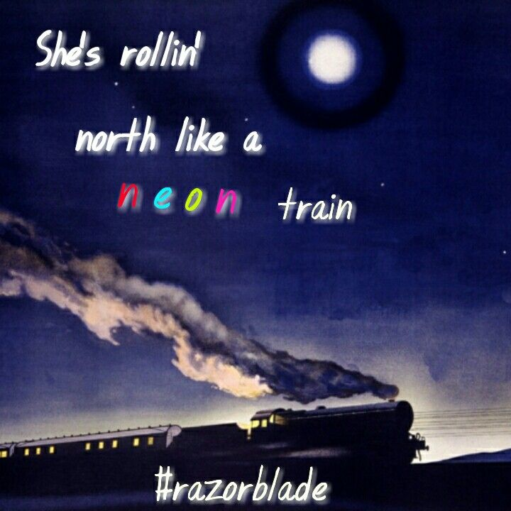 Love Luke Bryan's new album Kill The Lights! Fav song is Razor Blade.