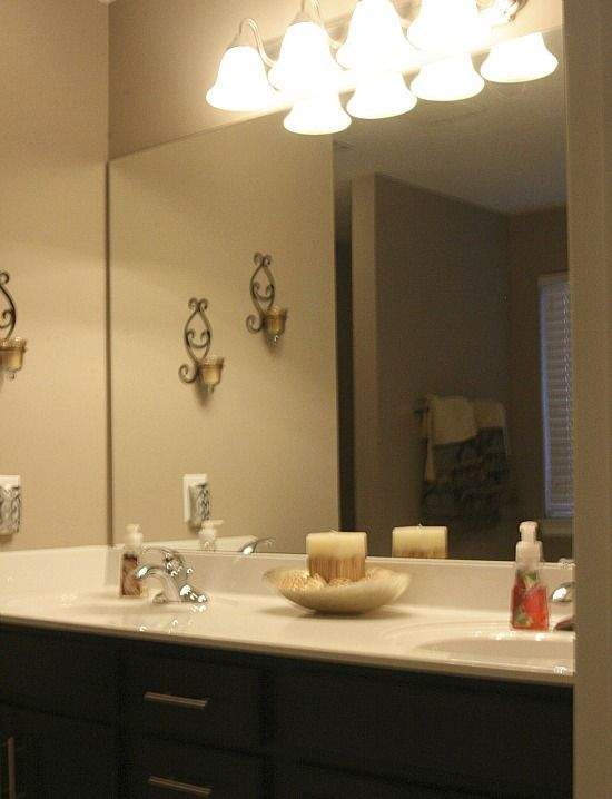 Quick Clean Bathrooms - Grab your bathroom cleaning supplies and tackle these areas #springcleaning #bathrooms