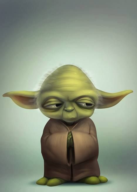 Yoda Character Design : Best images about birthday cards all occasions