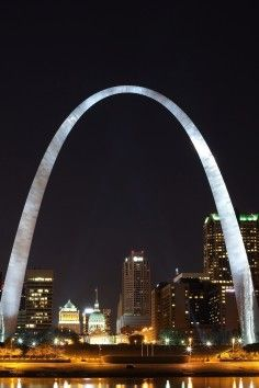 Take a ride up the Gateway Arch in St Louis.