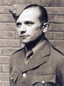 Jozef Gabčík (8 April 1912 – 18 June 1942) was a Slovak soldier in the Czechoslovak army involved in Operation Anthropoid, the assassination of acting Reichsprotektor (Reich-Protector) of Bohemia and Moravia, SS-Obergruppenführer Reinhard Heydrich.