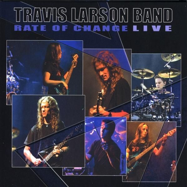 Travis Band Larson - Rate Of Change Live, Black