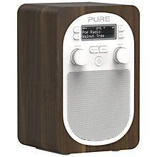 Buy Pure Evoke D2 DAB/FM Digital Radio Online at johnlewis.com