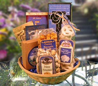 18 best Free Shipping Gift Baskets images on Pinterest | Birthday ...