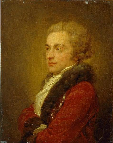 Count Grigory Chernyshev (1762-1831)