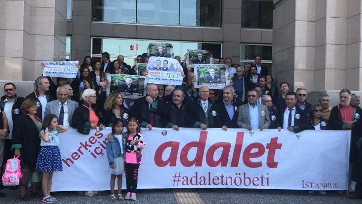 Gazete Duvar ///  Avukatlar: İktidar yargıda örgütlenmeyi bıraksın
