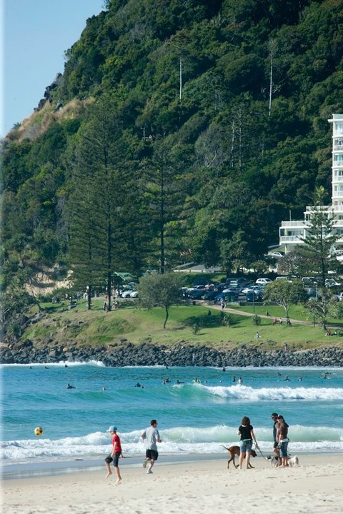 Beautiful Burleigh Heads