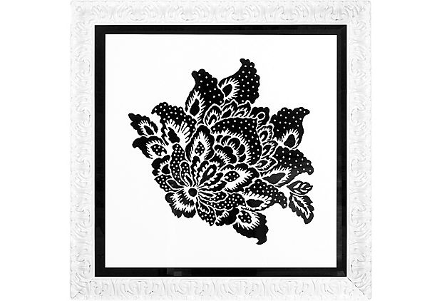 Suzani Floral I on OneKingsLane.com