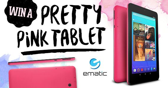 Win an Ematic Tablet