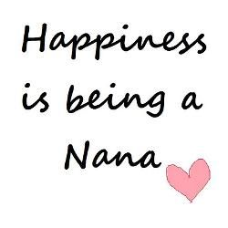 true~for my mom, who has a ton of grand children and great grandchildren xo DONNA