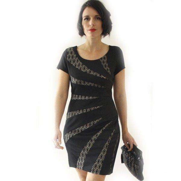 Qassa Elegant Slimming Dress