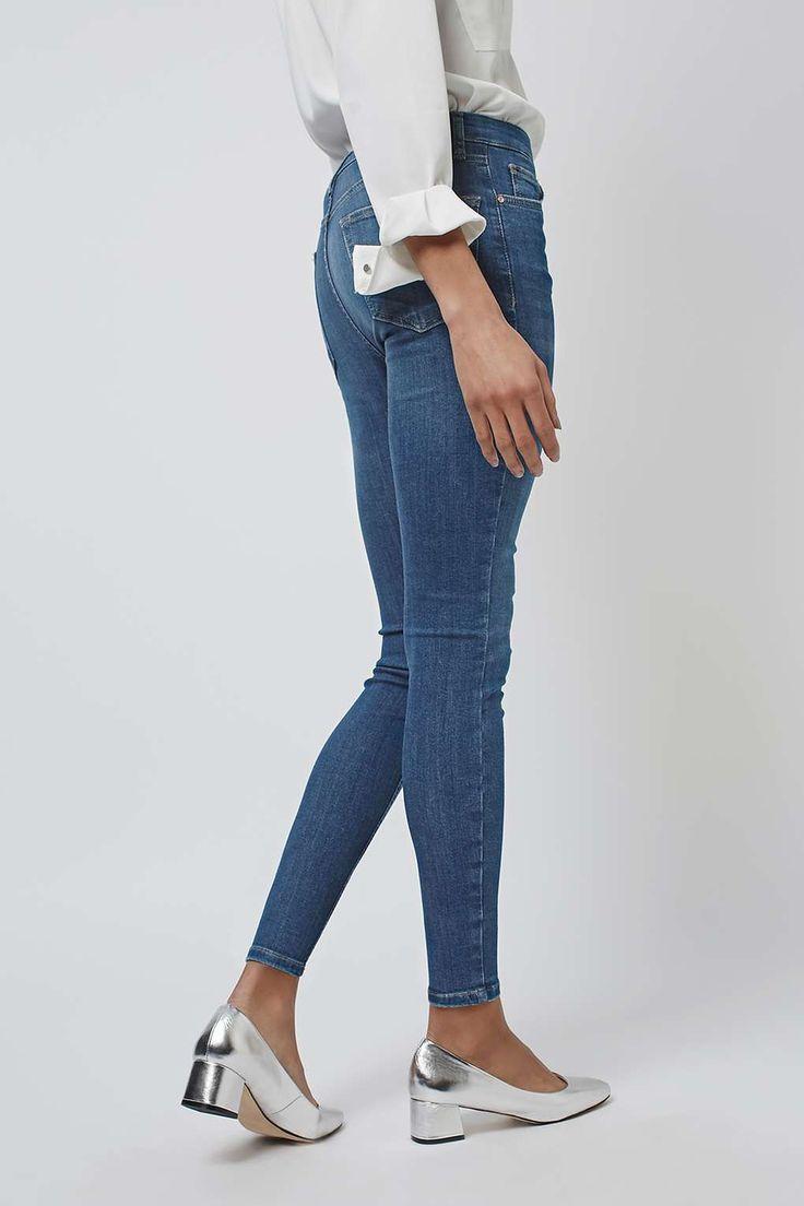 PETITE MOTO Jamie Jeans