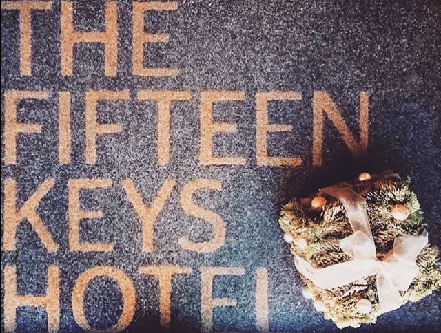 Only few hours and all the gifts will be unwrapped!  all our #TFKHTeam wishes you a Christmas full of joy and happiness!  BUON NATALE!  #thefifteenkeyshotel #christmastime #Xmas #feelshomey #fifteenkeys #christmas #TFKHteam #buonnatale #italy #rionemonti #rome #roma