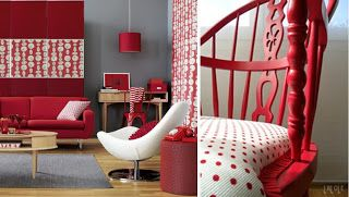 Red cherry Home