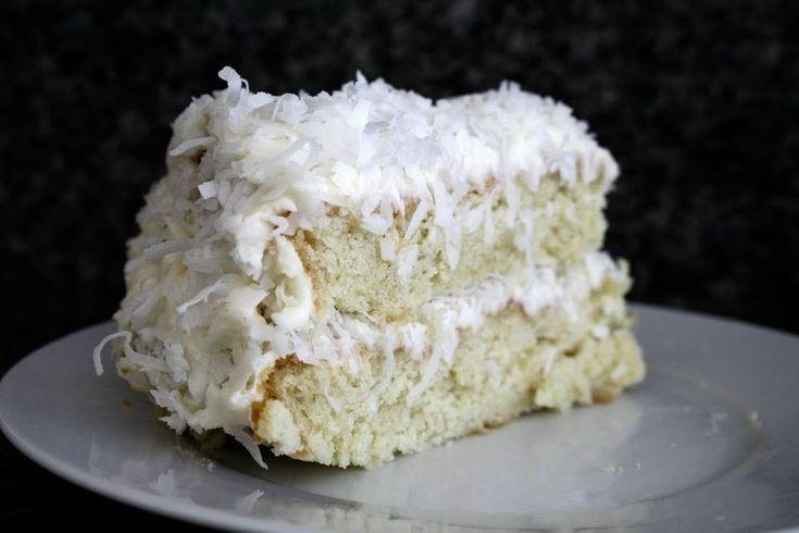 Der Beste Kokosnusskuchen Der Welt Kuchen Ideen Kokosnusskuchen Leckere Kuchen