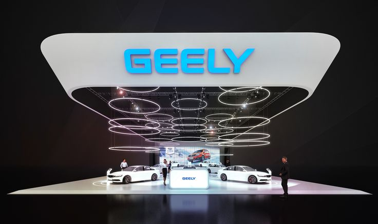 GEELY on Behance