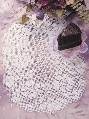 Doily of the Month ~ See Free pattern