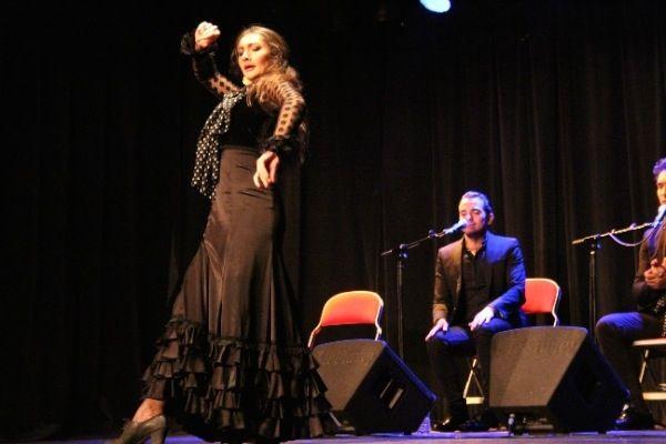 Soirée flamenco le samedi 19 mars 2016, à l'Estaminet, à Magny-les-Hameaux.