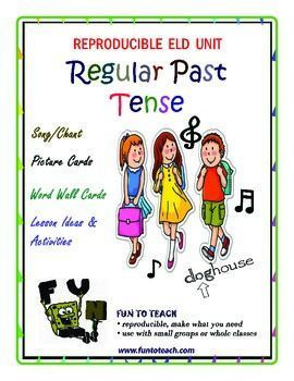 you are past tense