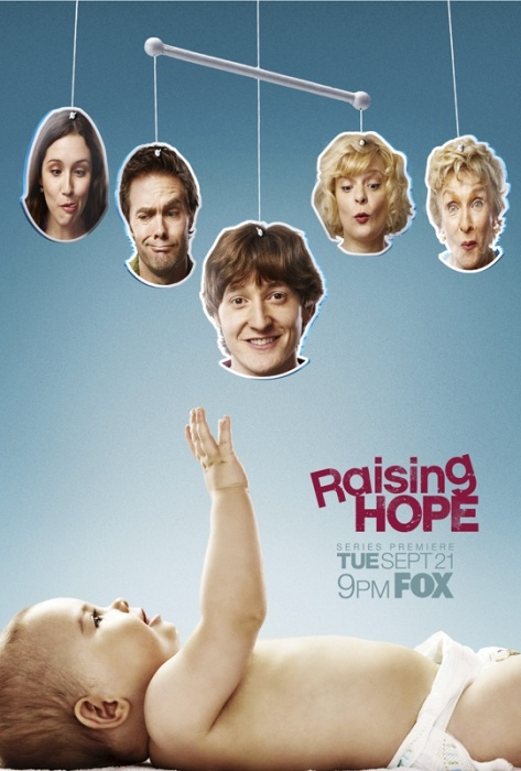 Raising hope- Best. Show. Ever.