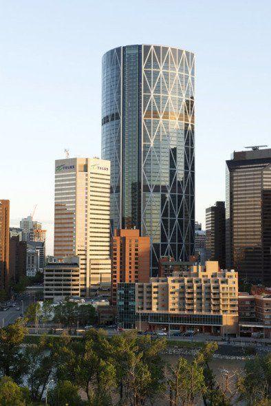 El clima define la forma del edificio de Norman Foster - Noticias de Arquitectura - Buscador de Arquitectura