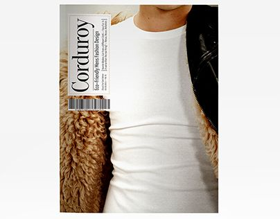 "Check out new work on my @Behance portfolio: ""Corduroy Magazine"" http://be.net/gallery/38019691/Corduroy-Magazine"