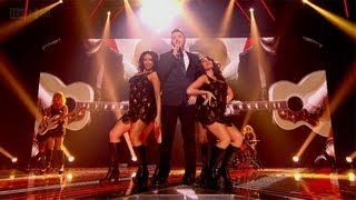 James Arthur sings Marvin Gaye's Let's Get It On - The Final- The X Factor UK 2012 - YouTube