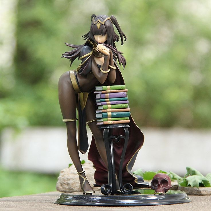 33.99$  Buy here  - Japanese anime Good Smile Fire Emblem Awakening Tharja 1/7 Scale Sexy PVC Action Figure Collectible Model Toy 18CM Free Shipping
