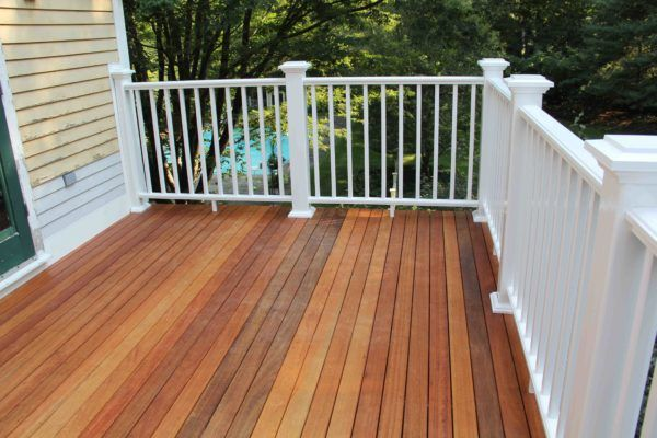 36 Creative Deck Railing Ideas For Inspire What You Want In 2020