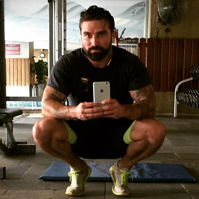 """That one was called """"The Victory ✌️"""" workout! #saswhodareswins #victory #nothingisoutofreach"""