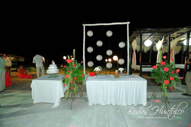 Ambientaci n ideal para tu boda en playa por bodas for Ambientacion para bodas