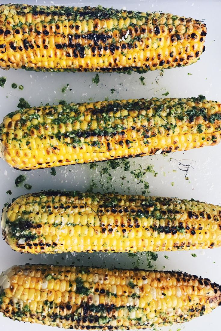 Best Chile-Lime Grilled Corn Recipe - How to Make Chile-Lime Grilled Corn