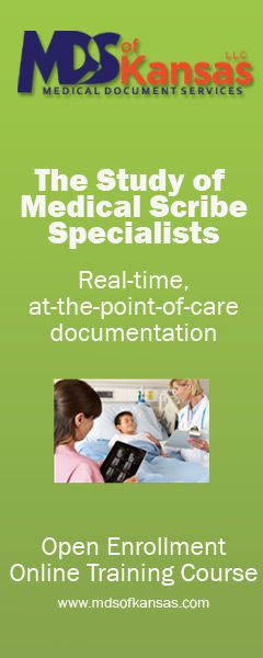 Cover letter for medical scribe position