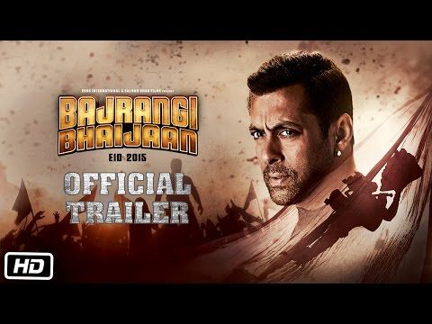 Bajrangi Bhaijaan Trailer | Salman Khan, Kareena, Nawazuddin