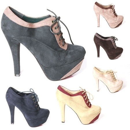 Wide Color Range High Heels Ankle Boots 2000-1 on my Fashion United.  At great price!  www.dileocalzature.it
