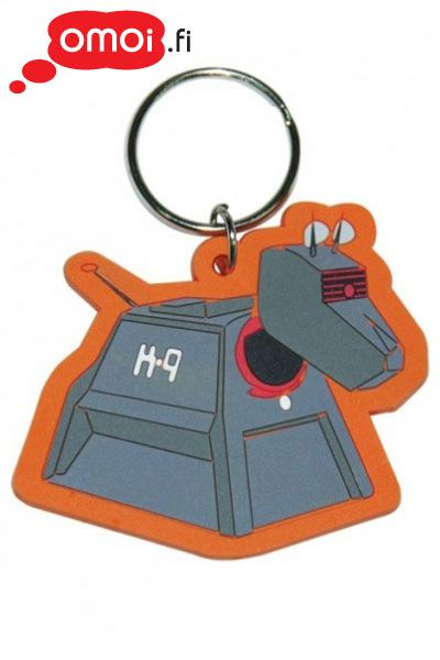 Doctor Who K-9 rubber keyring - 3,00EUR : Manga Shop for Europe, A great selection of anime products