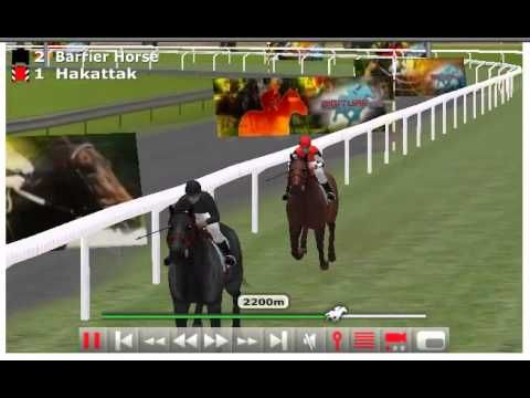 Virtual Horse Racing at Digiturf. I found this and signed jup and am having a fantastic time.