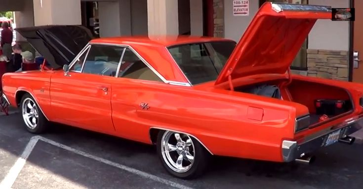 HEMI Powered 1967 Dodge Coronet R/T - Beautiful Mopar Muscle Car. Double click to see the video