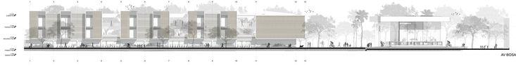 Galería de David Delgado Arquitectos, primer lugar en diseño del Colegio Argelia II y Centro de la Bici - 20