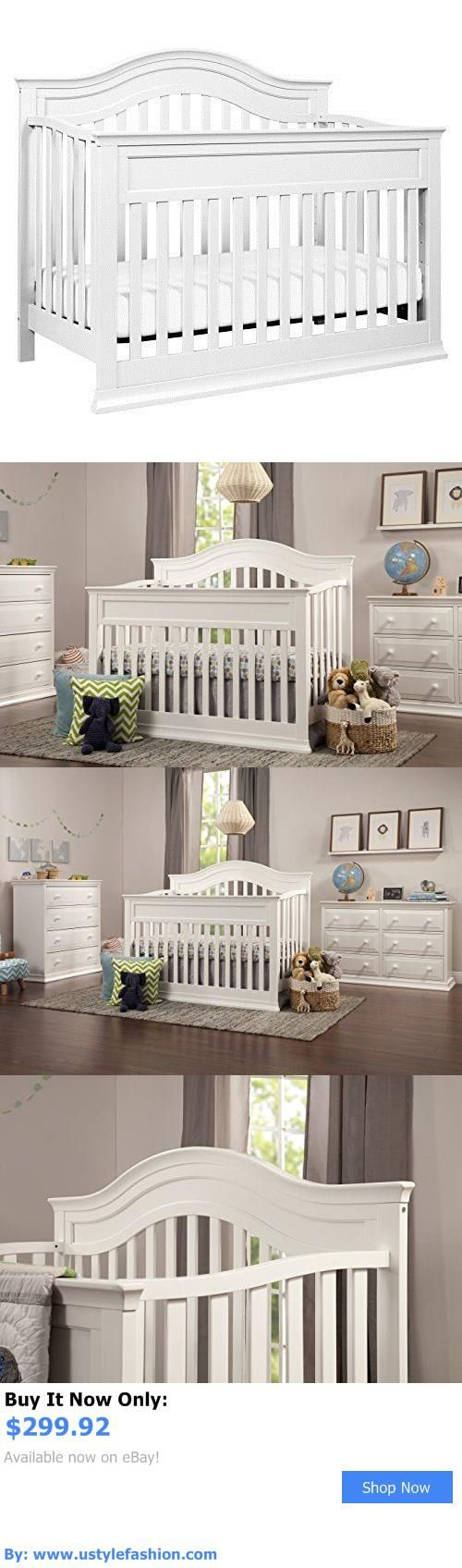 Victorian baby crib for sale - Cribs Davinci Brook 4 In 1 Convertible Crib Pine Wood Toddler Bed
